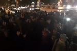 Բողոքի ակցիաներ են նաև Վանաձորում և Գյումրիում (տեսանյութ)