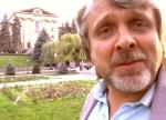 Российский блогер прогулялся по саду НС и поделился впечатлениями