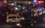 Հրշեջ մեքենայով վթար «ձկան խանութի» խաչմերուկում