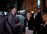 Կանադայի վարչապետը մոլորվել էր Վազգեն Սարգսյան փողոցում (տեսանյութ)