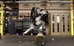 Робот «Boston Dynamics» продемонстрировал чудеса паркура