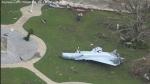 В США ураган «Майкл» повредил несколько истребителей F-22