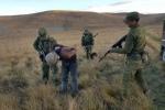 Ռուս սահմանապահները ձերբակալել են հայ-թուրքական սահմանն ապօրինի հատած Թուրքիայի քաղաքացու (լուսանկար)