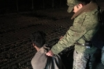 Սահմանախախտման երրորդ դեպքը երեք օրվա ընթացքում. ձերբակալվել է սահմանախախտների խումբ (լուսանկար)