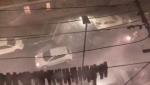 Հռոմում փողոցներն ու մետրոյի կայարանները ջրի տակ են անցել