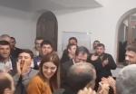 Ինչպես է Դիանա Գասպարյանը տոնում իր հաղթանակը (տեսանյութ)