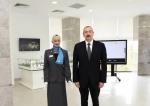 Ադրբեջանի նախագահը զրուցել է Սոֆյա ռոբոտի հետ (տեսանյութ)