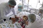 Տյումենում փուչիկ կուլ տված 4-ամյա երեխան արդեն մեկ ամիս է՝ կոմայի մեջ է
