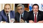 Նիկոլ Փաշինյանը, Սերժ Սարգսյանը և Գագիկ Ծառուկյանն անուղղակիորեն պայմանավորվեցին