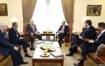 Զոհրաբ Մնացականյանի հանդիպել է ԵԱՀԿ ՄԽ համանախագահների հետ (տեսանյութ)