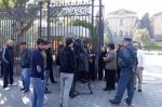 Ցմահ դատապարտյալների հարազատները բողոքի ակցիա են իրականացրել ԱԺ-ի մոտ (տեսանյութ)