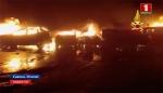 Իտալական նավահանգստում  հարյուրավոր նոր «Maserati»-ներ են այրվել
