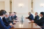 Համանախագահները Բաքվում հանդիպել են Ադրբեջանի ղեկավարության հետ