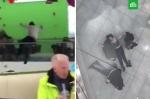 Մոսկվայի առևտրի կենտրոնում 41-ամյա կինը 4-րդ հարկից ընկել է մեկ այլ այցելուի վրա և մահացել