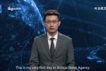 Չինաստանի հեռուստատեսության նորությունները արհեստական հաղորդավարն է վարում