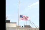 Սպիտակ տան դրոշը իջեցվել է