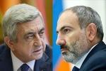 Սերժ Սարգսյան VS Նիկոլ Փաշինյան (տեսանյութ)