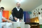 В РПА могут быть спокойны: Пашинян уже проголосовал