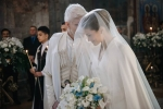 Վրացի միլիարդատեր Բիձինա Իվանիշվիլիի որդին ամուսնացել է (լուսանկար)