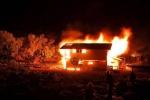 Ադրբեջանում հրդեհին զոհ են գնացել մայրը և չորս երեխաները