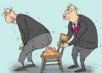 Глубокая лесть для построения политической карьеры бесценна (видео)