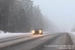 Автодорога Степанцминда-Ларс закрыта для всех видов транспорта
