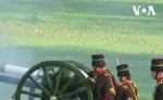Թնդանոթային զարկեր՝ ի պատիվ արքայազն Չարլզի 70-ամյակի