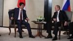 Абэ пообещал Путину не размещать базы США на Курилах
