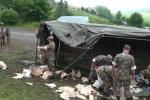 ՊՆ բեռնատարի վթարով պայմանավորված աշխատանքից ազատվել են մի շարք պատասխանատու հրամանատարներ