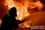 Գյումրիում գազալցակայանի մոտ այրվել է ավտոլվացման կետ. կա տուժած