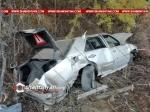 Սյունիքի մարզում 35-ամյա վարորդը Mercedes-ով տապալել է հայ-իրանական սահմանի փշալարն ու հայտնվել հակառակ կողմում
