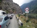 Ստեփանծմինդա-Լարս ավտոճանապարհը բաց է միայն թեթև մարդատար տրանսպորտային միջոցների համար