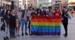 ԼԳԲՏ ակտիվիստներն ակցիա են արել՝ «Համարձակ քայլի՛ր, Նիկոլ», «Բարև,Երևան» կարգախոսներով