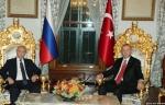 Պուտինը և Էրդողանը մասնակցել են «Թուրքական հոսք» գազատարի ստորջրյա հատվածի բացման արարողությանը