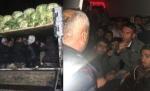 Թուրքիայում կաղամբով բեռնված մեքենայում ապօրինի ներգաղթյայլների խումբ է բացահայտվել