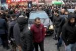 Հարձակման փորձ՝ թուրք քաղաքապետի նկատմամբ (տեսանյութ)
