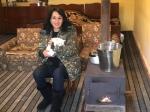 Наира Зограбян объявила о начале предвыборной агиткампании (фото)