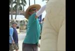 Ֆլորիդայի ավազե քանդակների միջազգային ցուցահանդեսը