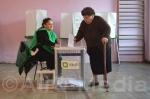 Այսօր Վրաստանի նախագահական ընտրությունների երկրորդ փուլն է