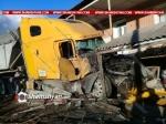 Լոռու մարզում 43-ամյա ռուս վարորդը խմած վիճակում բեռնատարով մխրճվել է գյուղացու տան մեջ. կա վիրավոր