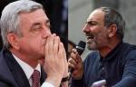 Սերժ Սարգսյանը Նիկոլ Փաշինյանին՝ իյա՛, իրո՞ք (տեսանյութ)