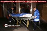 Նոր Նորքում գործող «Հայաթ» հյուրանոցային համալիրում հայտնաբերվել է նշված հյուրանոցի 33-ամյա տնօրենի դին. կա վիրավոր