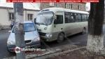 Երևանում բախվել են թիվ 47 երթուղին սպասարկող Hyundai ավտոբուսն ու Opel-ը. կան վիրավորներ