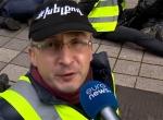 Բելգիայում «խելքով» գրառմամբ գլխարկով ցուցարարի են ձերբակալել