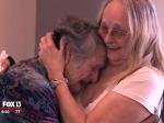 88-ամյա կինը գտել է դստերը, ում ծնվելուց հետո նրան մահացած էր համարում