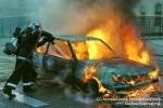 Գետք-Ղարիբջանյան ճանապարհին ավտոմեքենան ամբողջությամբ այրվել է