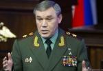 Ալիևն ընդունել է Ռուսաստանի ԶՈւ ԳՇ պետին