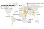 Թուրքիան ազատազրկված լրագրողների թվով աշխարհում առաջատարն է