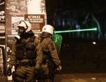 Ուժգին պայթյուն է տեղի ունեցել Հունաստանի Skai հեռուստաալիքի շենքի մոտ (տեսանյութ)