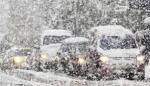 Որոշ ավտոճանապարհներին ձյուն է տեղում